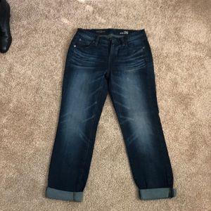 Jcrew slouchy boyfriend jeans